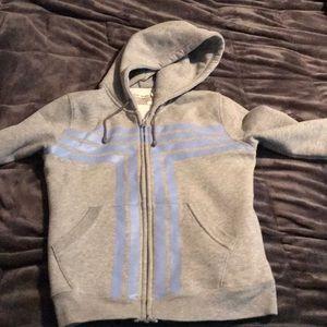 Tory sport zip up hoodie